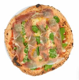 Pizza Rúcula E Prosciutto