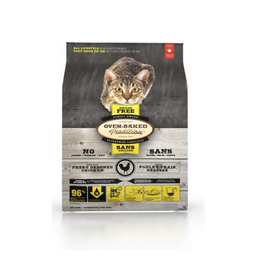 Oven Baked Grain Free Gato  Adulto Cat Chicken 2.27 Kg