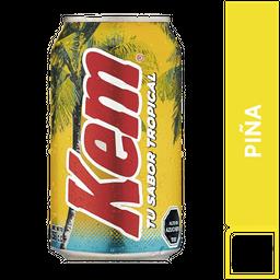 Kem Sabor Piña Lata 350 ml