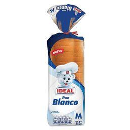 Pan Molde Blanco 580 Grs.