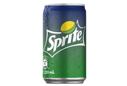 Sprite Sabor Lima Limón Lata 220 ml