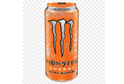 Monster Light Ultra Sunrise 477 ml