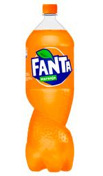Fanta Sabor Naranja 591 ml