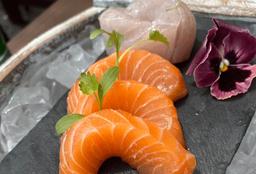 Sashimis Salmon