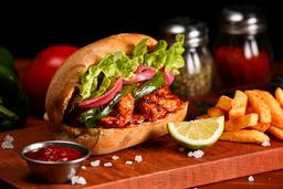 Sándwich Berry Chuck