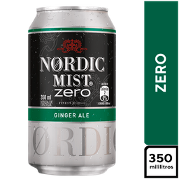 Ginger Zero 350 ml
