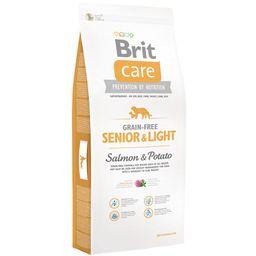 Brit Care Alimento Para Perro Senior & Light Salmon