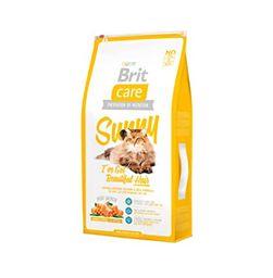 Brit Care Cat Beautiful Hair (Sunny) 7Kg