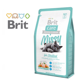 Brit Care Cat Sterilised (Missy) 7Kg