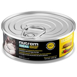I17 Nutram Ideal Indoor Cat Lata 156Gr