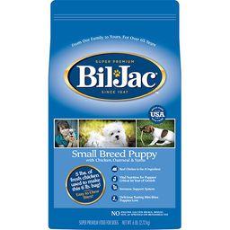Bil Jac Puppy Small Breed 2.7Kg