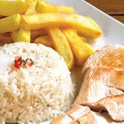Pollo Mediterráneo