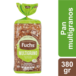 Pan Multigrano Fuchs 380g