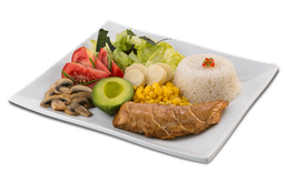 Ensalada Pollo Gourmet