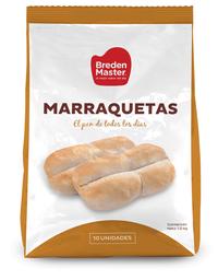 Pan Marraquetas congeladas bolsa 10 unidades