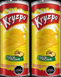 Promo: 2X Papas Fritas Kryzpo 140g, Original