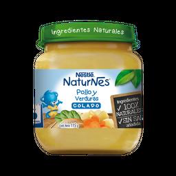 Nestlé Colado Naturnes Pollo Verduras