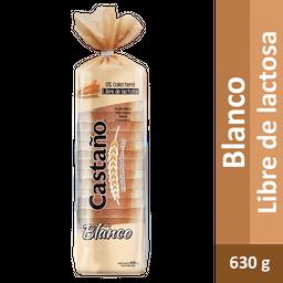 Pan Molde Blanco Castano 680g