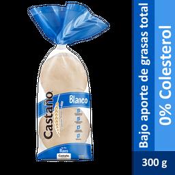 Pan Pita Blanco Castano 300g
