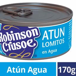Atun Agua Robinson Crusoe 120g