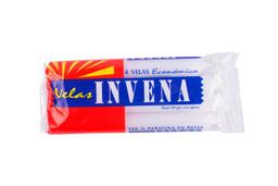 Velas Invena Economicas 4Un