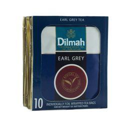 Te Dilmah Earl Grey 10 Bolsas