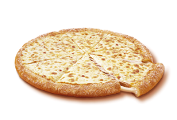 Pizza Super Cheese Queso
