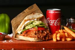 Sándwich a Elección + Bebida