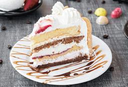 Porción de Torta French Kiss