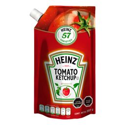 Ketchup Heinz Doypack 397g