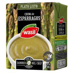 Crema Esparragos Wasil 380g