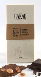Barra bitter 85% Abinao