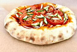 Pizza Musa con Jamón