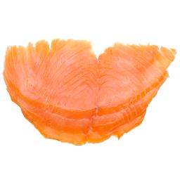 Salmon Atlantico Ahumado En Frio Laminado
