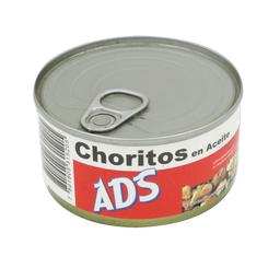 Chorito En Aceite Ads