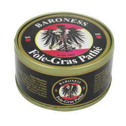 Pate Mousse Foie-Grass Baroness