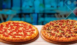 Dooble Pizza Familiares