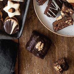 Brownie Dulce de Leche