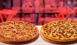 Dooble Pizzas Medianas
