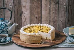 Kuchen de Maracuyá