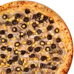 Pizza Naturista Individual