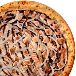Pizza BBQ Chicken Dominator