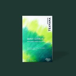 Mint Citrus Tea