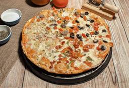 Pizza Cuatro Esquinas Familiar
