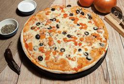 Pizza Napolitana más Bebida de Regalo