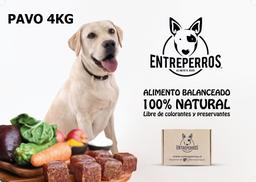 Entreperros (C) Pavo 4Kg