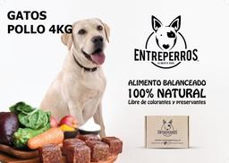 Entreperros (F) Gatos Pollo 4Kg