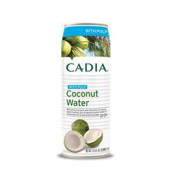 Agua Coco Con Pulpa Be Organics