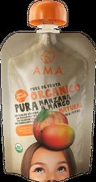 Pouch Manzana Mango Organico Ama 90g