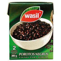 Porotos Negros Wasil 380g